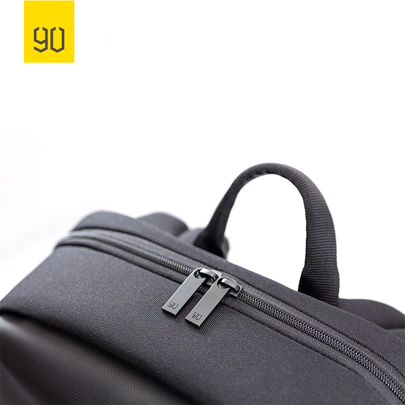 Image 5 - NINETYGO 90FUN Urban Commute Backpack Large Cpacity Water  resistant Daypack 15.6 Laptop Bag for women men College  BusinessBackpacks
