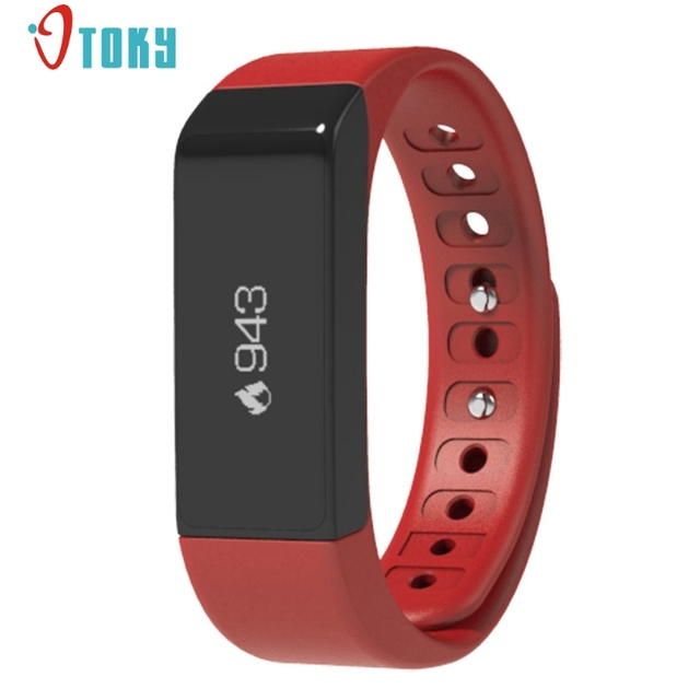 Excellent Quality for I5 Plus Smart Watch Bracelet Waterproof Bluetooth 4.0 Health Wristband Smart Wristband for Android IOS