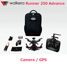 Original Walkera Runner 250 Advance quadcopter with DEVO 7 OSD 800TVL Camera Backpack Runner 250 R