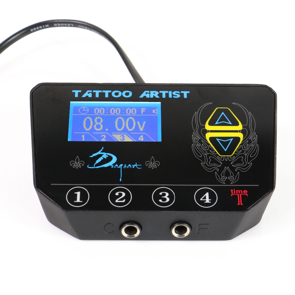 Emily Recommend Top Quality LED Display Tattoo Power Supply With Small Touch Button Supply For Professional Tattoo Body Art emily d11a comfort 12c3