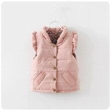Casual Warm Kids Autumn Winter Vest