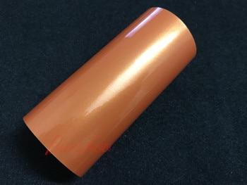 2019 New Product 1.52*18m High Glossy Pearl Magic Car Body Wrap Vinyl