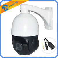 30X Zoom PTZ IP Camera 4MP Pan Tilt Outdoor Security Network P2P IR Night POE Splitter