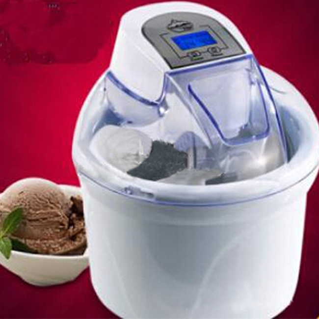 Free shipping 220v Household Auto Ice Cream Making Tools Caple Ice Cream Machine Fruit Ice Cream Ice Cream NC3610 ice cream print nightdress