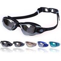 New Professional Water Sports Waterproof Anti Fog UV Protection Swim Pool Sea Swimming Goggles Underwater Diving