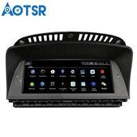 Aotsr Android 4,4 автомобиль gps навигации нет dvd плеер головного устройства для BMW 7 серии E66 (2005 2009) 1 Din радио мультимедиа стерео