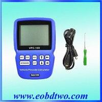 VPC 100 Hand Held Vehicle PinCode Calculator with 300+200 Tokens VPC100 Pin Code Calculator/Reader VPC 100 Auto Key Programmer