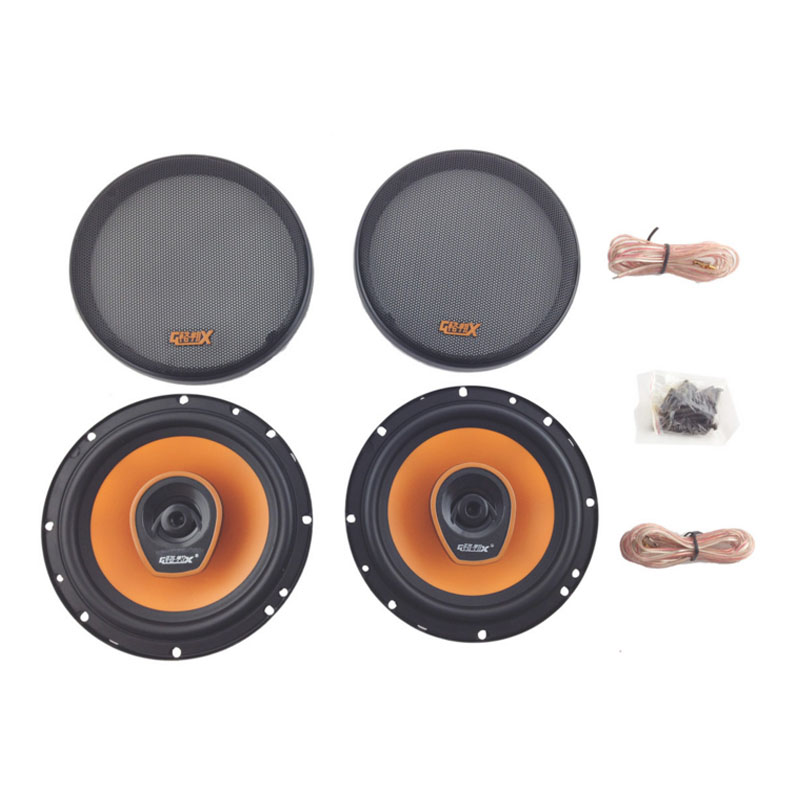 Great Sound Quality 6.5inch Car Audio Coaxial Speaker Modified Music Stereo Loud Speakers