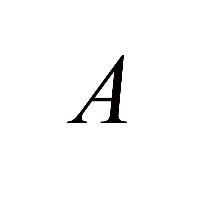 Персонализированные ручные штампованные A-Z, 26 букв, начальные крошечные кольца в виде сердца для женщин, золотые кольца на палец, ювелирные изделия - Цвет основного камня: A