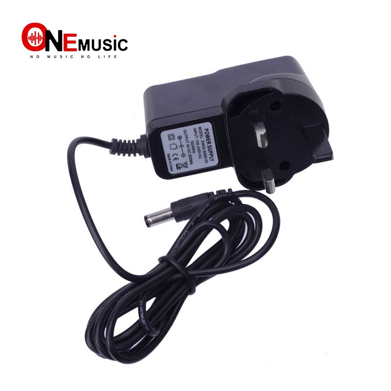 USEDPEDALS 9v AC Adapter Power Supply for Digitech Hardwire TL-2 Metal Pedal