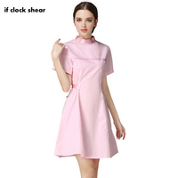 IF new Unisex Medical Cloth Coat Clothing Scrubs Hospital Uniform Short Sleeve Nurse Clothing Uniforme Medicos Medical Suit Lab