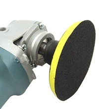 Ось бонне шлифовальная угловая dia дисковые буфера шлифовальный полировщик полировка шлифовальные