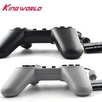 Черный серый Цвет классический Проводной игры геймпад джойстик для PS1 для Игровые приставки 2 для ps 1 консоли