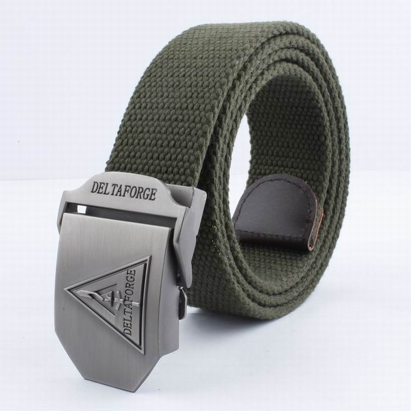 Apparel Accessories The Cheapest Price Delta Force Canvas Belt Military Thick Casual Mens Belt Army Belts Man Women Cinture Black Army Green Desert Etc