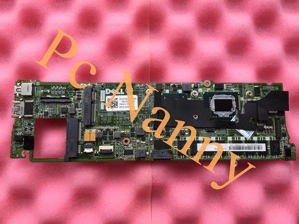 100% testado Original T0N27 CN-0T0N27 DA0D13MBCD1 PWB 4F9VJ mãe para placa de sistema dell xps L321X Laptop com cpu i7-2637m