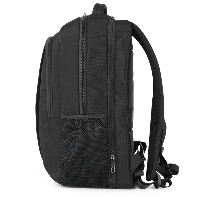 Tigernu 2019 New Fashion Travel 39L 17.3 inch Large Capacity Laptop Backpacks Men Anti theft Zippers Waterproof Male Schoolbags 3