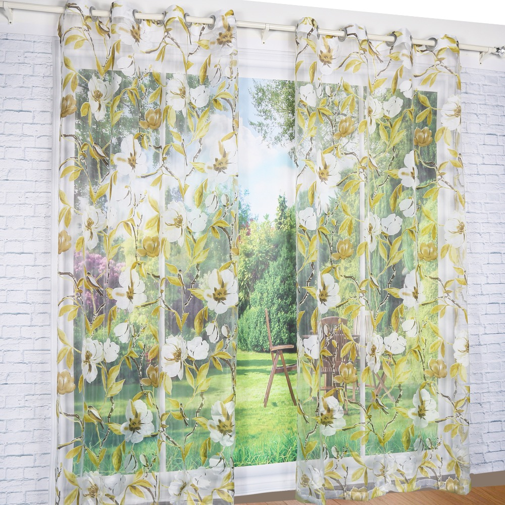 Sheer yellow curtains - Sheer Yellow Curtains