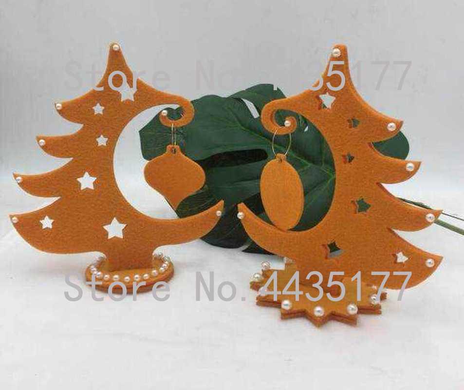 Règle de lame en acier du japon poinçon en acier découpé avec des matrices en bois de moule de coupe d'étiquette d'arbre de noël pour le coupeur en cuir pour l'artisanat en cuir - 2