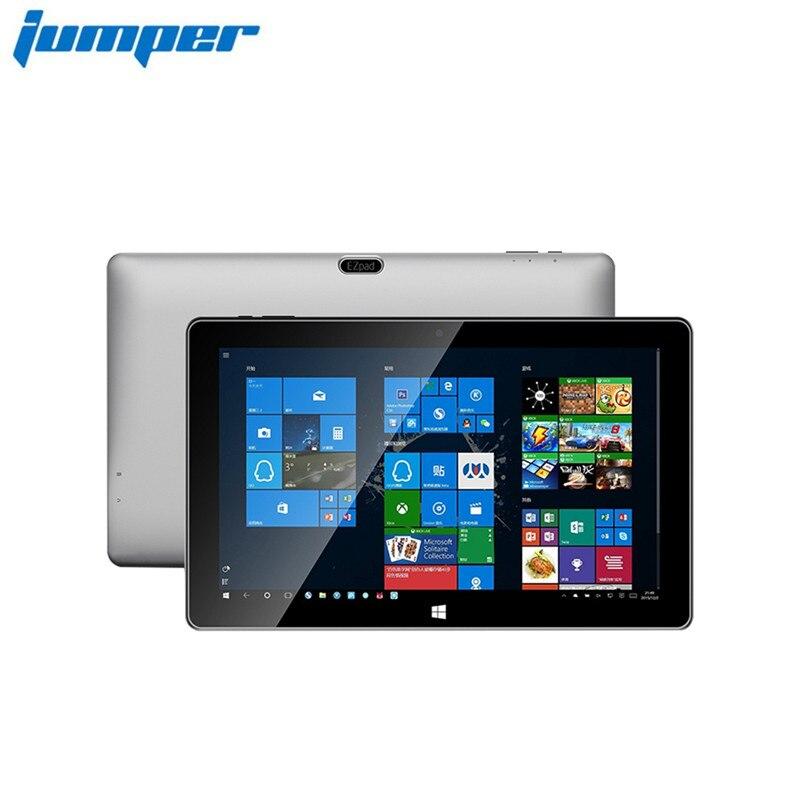 Jumper Emmc 2-In-1 Laptop Tablets Windows 10 SSD 6S PC 64GB IPS Quad-Core 6GB-ROM