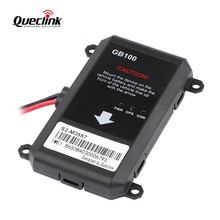 Queclink GB100 Vehicle Car GPS Tracker Waterproof IP65 Rastreador Localizador 8V-32V 200mAh Battery GSM Locating