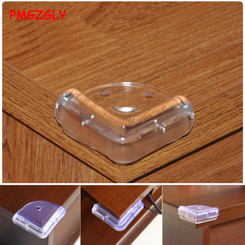 Edge Corner Guards Child Baby Safety Transparent Protector Table Corner Protection Cover Children Anticollision Edge Corner Guar