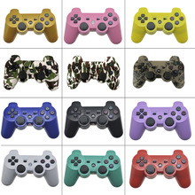Для беспроводного Bluetooth-контроллера PS3 для Play Station 3 джойстика Wireless Console Dual Vibration Gamepad