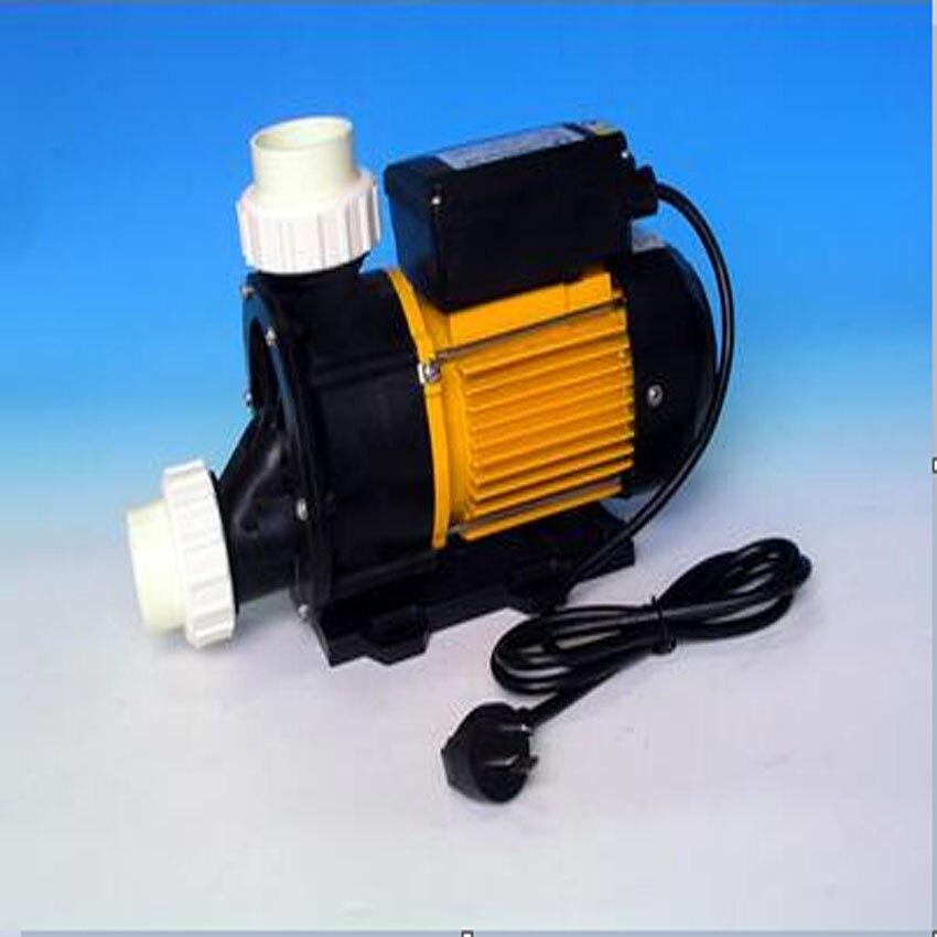 1PC 110V/220V JA50 0.5HP/0.37KW Large Flow of Sea Water Pump Circulation Pump  Whirlpool Bath Pump Model JA50 free shipping by dhl 1piece tda100 bathtub pump 0 75kw 1hp 220v 60hz bath circulation pump