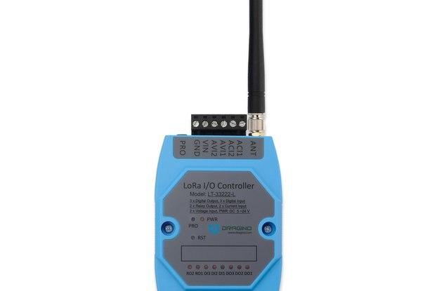 LT 33222 L, LoRaWAN I/O Controller.(LoRaWAN I/O controller. LoRaWAN End Device.)-in Demo Board Accessories from Computer & Office    2