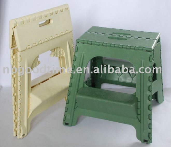 Plastic Folding Step Stool Plastic Foldable Step Stool