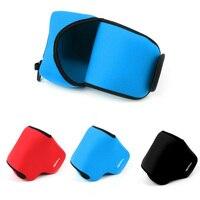 Neoprene Soft Shockproof Camera Bag For Panasonic DMC FZ1000 Portable Camera Case Protective Pouch