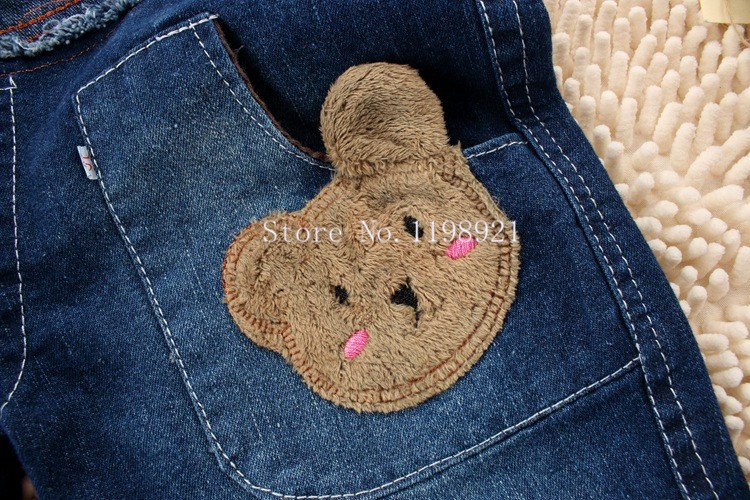 Kids Jeans Overall (5)