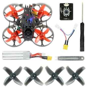 Happymodel Mobula7 HD 2-3S 75mm Wheelbase FPV Racing Drone PNP BNF w/Turtle V2+1080p 60fps DVR HD FPV Mini Drone - DISCOUNT ITEM  0% OFF All Category
