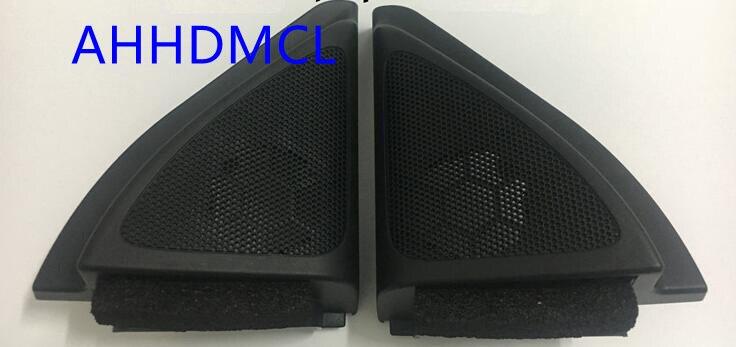 Car Tweeter Refitting Speaker Boxes Audio Door Angle Gum For Toyota Corolla Altis 10th Generation 2005