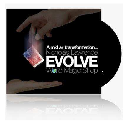 2015  Nicholas Lawrence - EVOLVE -magic