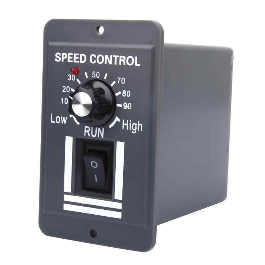 DC9-60V 10A/20A/30/40A Modulation de largeur d'impulsion commutateur de vitesse Variable DC moteur régulateur de vitesse PWM contrôle moteur