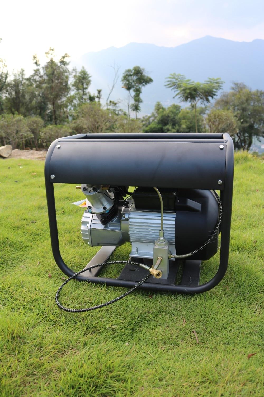 Bomba compressor de ar para carabina pcp 4500psi 300bar Cilindro Duplo tanque 220V 110V