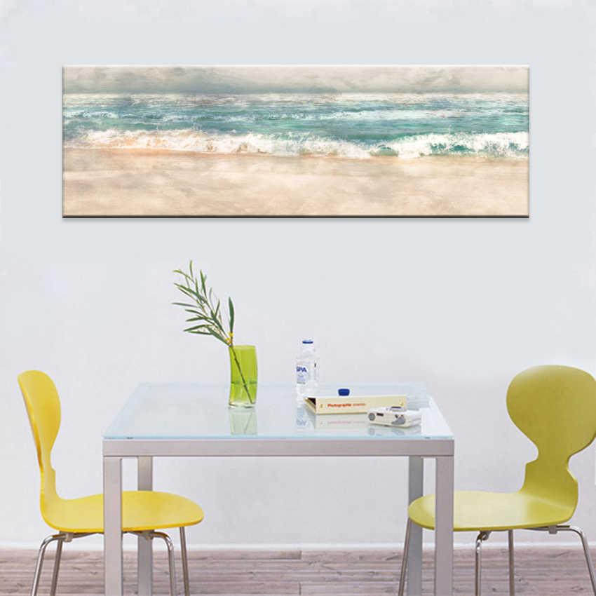 الملصقات والمطبوعات الرسم على لوحات القماش الجدارية ، الحديثة مجردة الذهبي الأصفر الملصقات صور فنية للجدران لغرفة المعيشة ديكور المنزل
