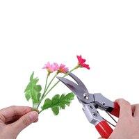 Metal Pruner Gardening Sharp Secateurs Fruit Tree Pro Pruning Shears Scissor Grafting Cutting Tool Garden Tools