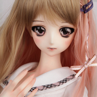 1/3 bjd/sd Dolls Senior Quadratic Element Amy Resin Model Doll Toy For Girls Boys Birthday Chrismas Gift
