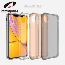 Ddaian for iPhon 6/6S Case Transparent Protective Shell Waterproof Shell for iPhone 6S plus /7/8/ XS MAX/X/XS стоимость