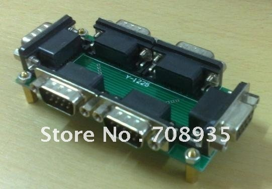 Multi-machine communications serial bus expansion module microcontroller serial communication network serial multi-machine