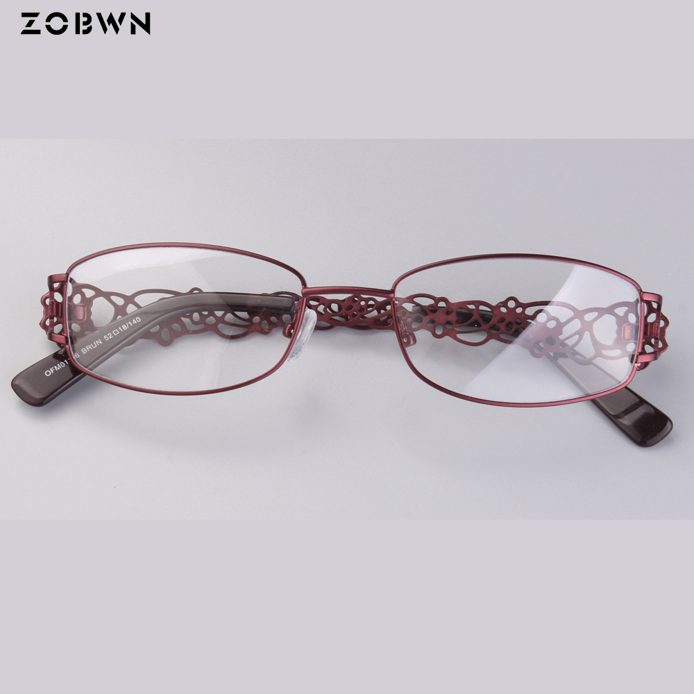 wholesale classic Unisex Glasses Frame factory Full-rim put myopia reading prescription lens women Eyeglasses femininos black