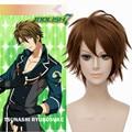 ECVTOP Music Game IDOLiSH7 Trigger Characters TSUNASHI RYUNOSUKE Cosplay Costume Wig For Male