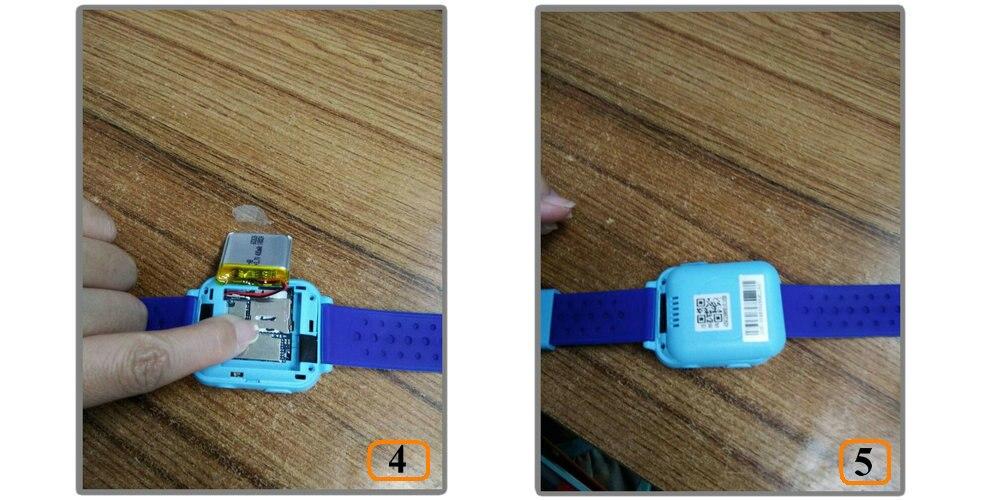 S10 relógio de bebê inteligente gps lbs