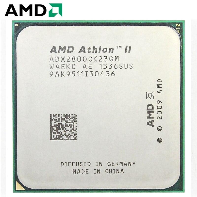 AMD Athlon II X2 280 65W 3.6GHz 938-pin Dual-Core CPU Desktop Processor X2 280 Socket AM3 AM2+