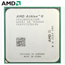 AMD Athlon II X2 280 65 Вт 3,6 ГГц 938-pin двухъядерный Процессор настольный процессор X2 280 разъем AM3 AM2 +