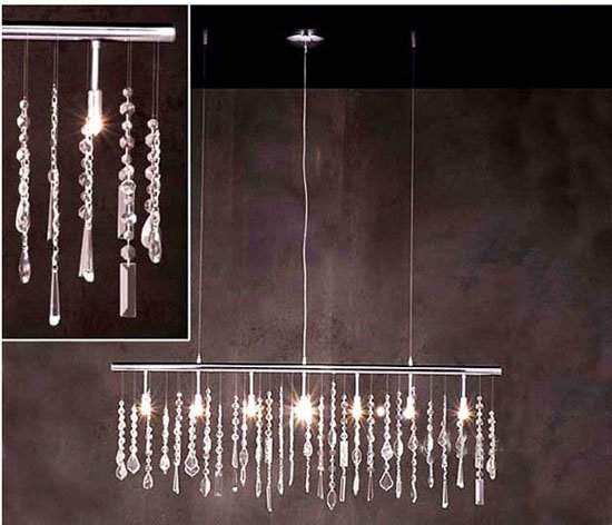 popular crystal chandelier table lampsbuy cheap crystal, Lighting ideas
