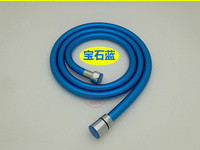 Explosion proof Plumbing Hose Bathroom Water Heater Flexible Hose for Shower Antibacterial Leakage proof Water Pipe 2m 1.5 m