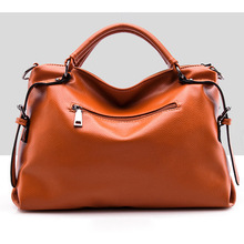 New Stylish Rivet Women's Handbag