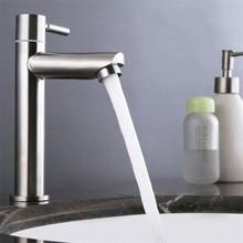 Смеситель для кухни Превосходное качество полированный хром смеситель горячей и холодной воды поворотный Одной ручкой на бортике смеситель
